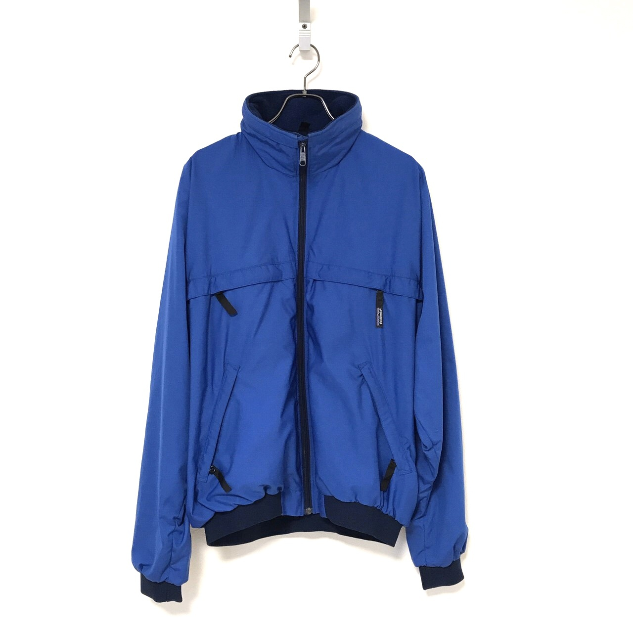 ⑧ 80's Patagonia Nylon Stand Blouson made in USA  XL