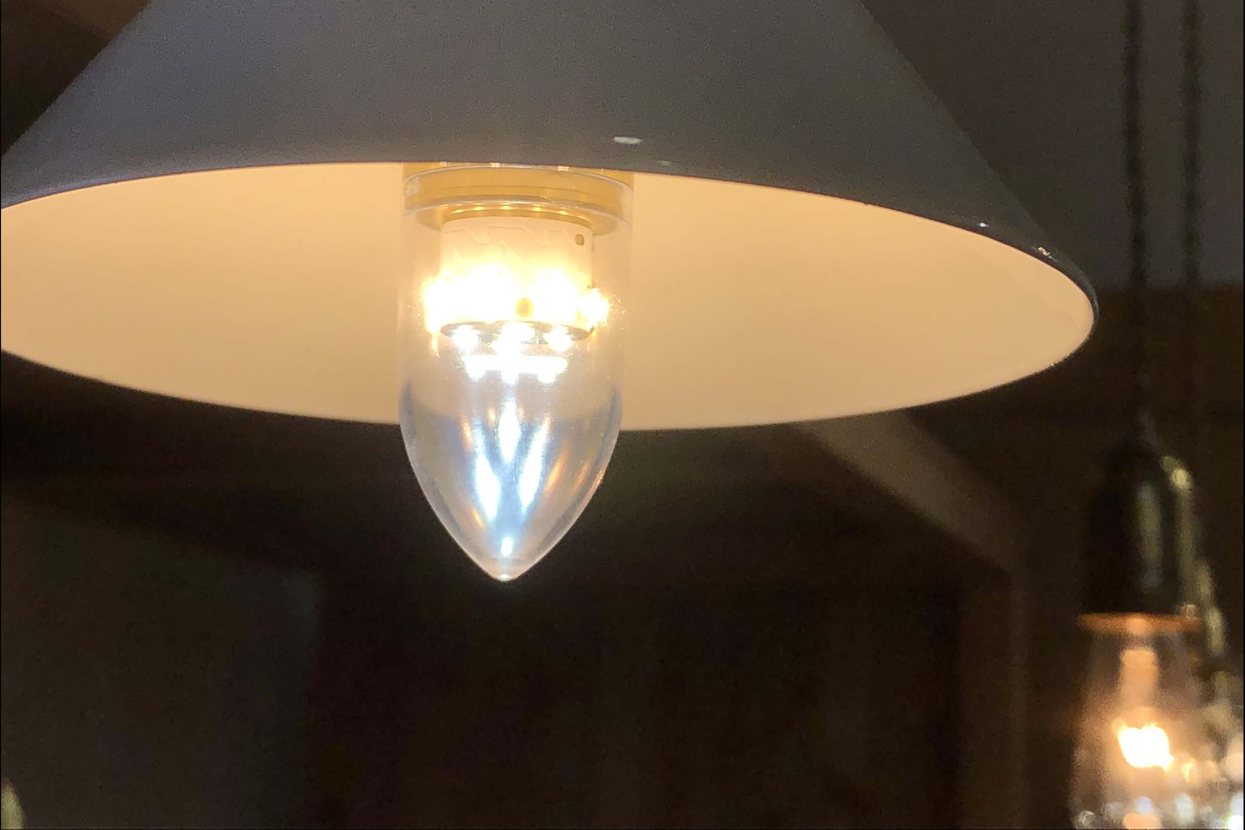 医療現場で安心して使用できるLED電球 電球色 BW-G22