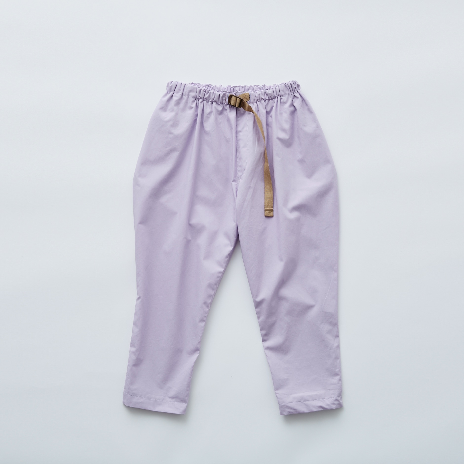 《eLfinFolk 2021SS》typwriter pants / lavender / 140-150cm