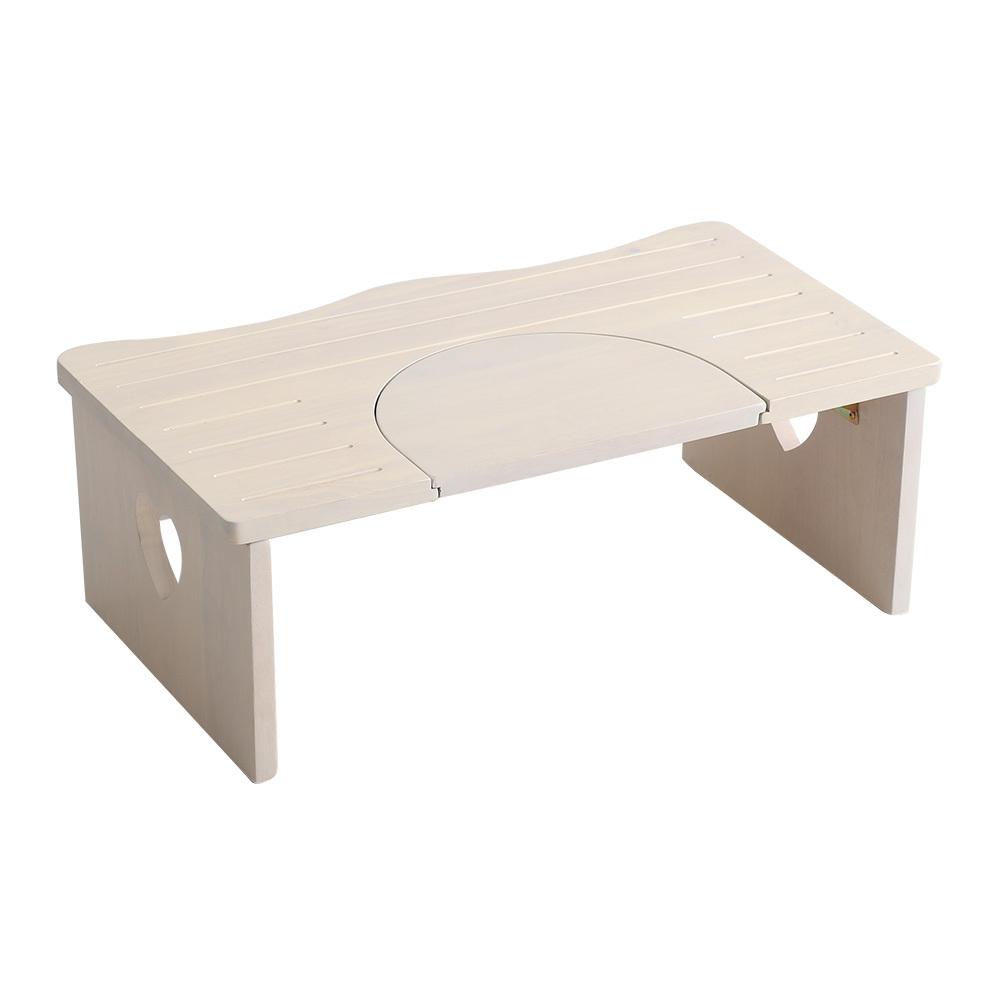 トイレ子ども踏み台(29cm、木製)