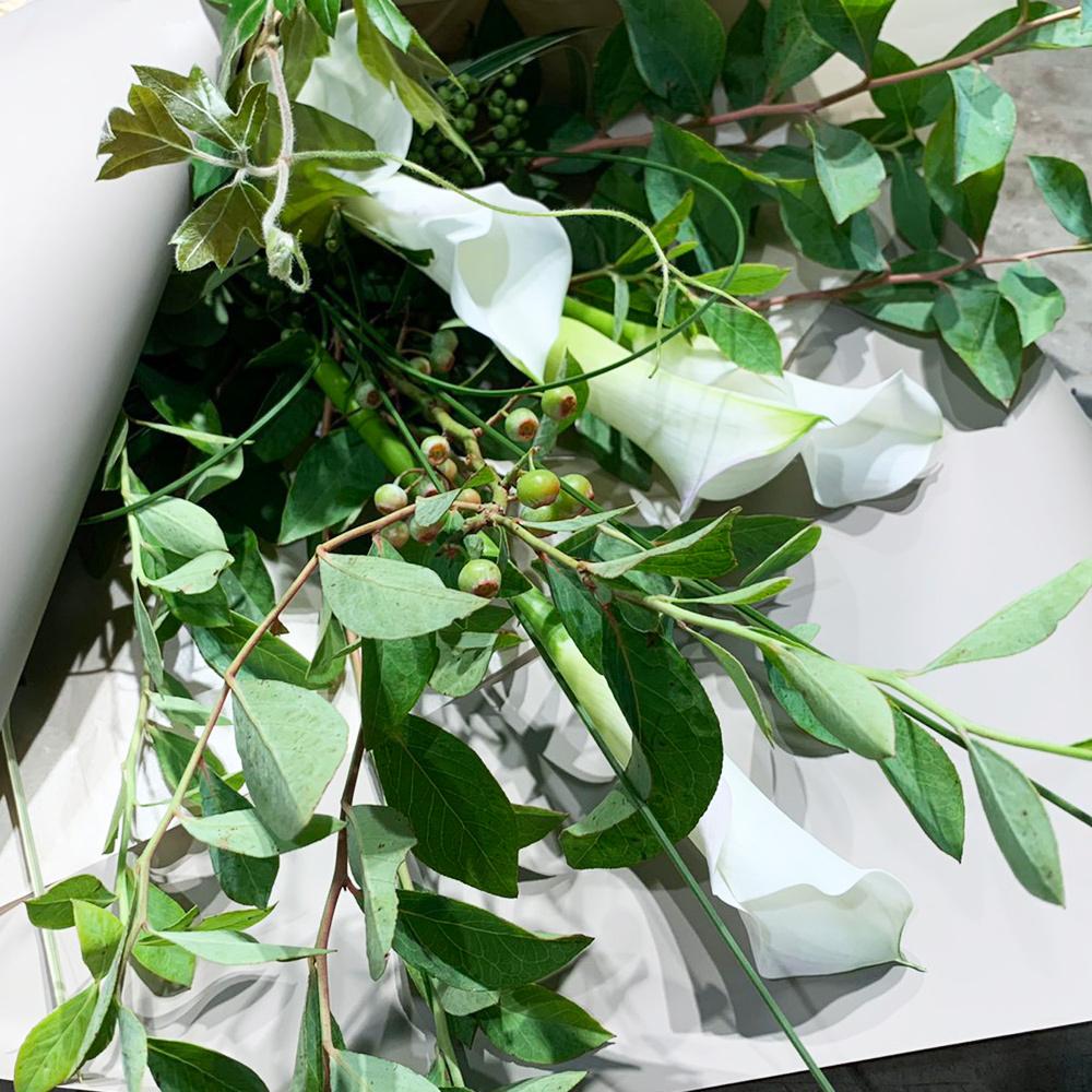 【おまかせ!】花瓶生け シンプル