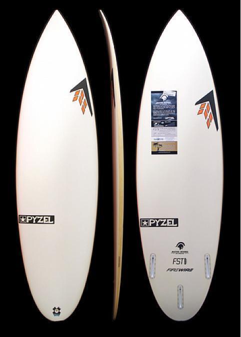 Firewire Spartan 5'10 x 18 3/4 x 2 5/16 25.5L FST Surfboard