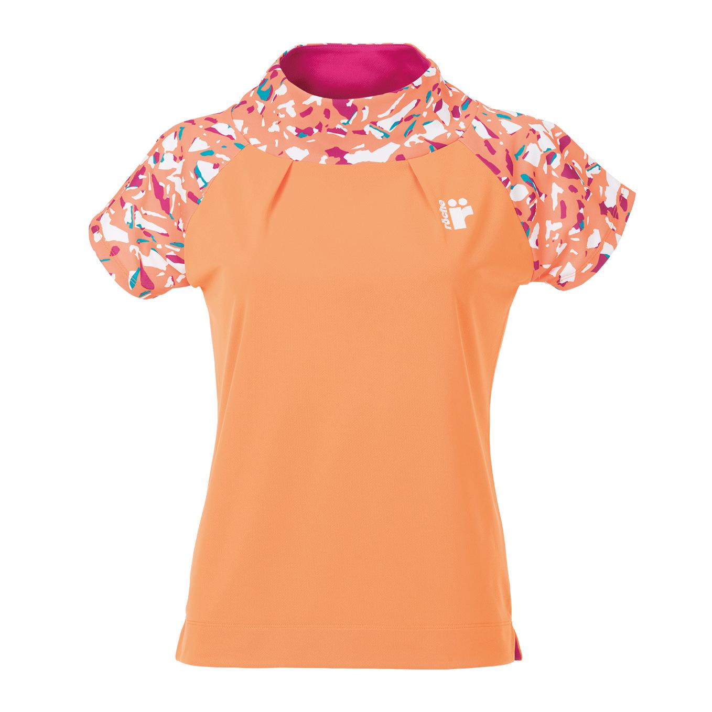 レディースゲームシャツ【R9A36】