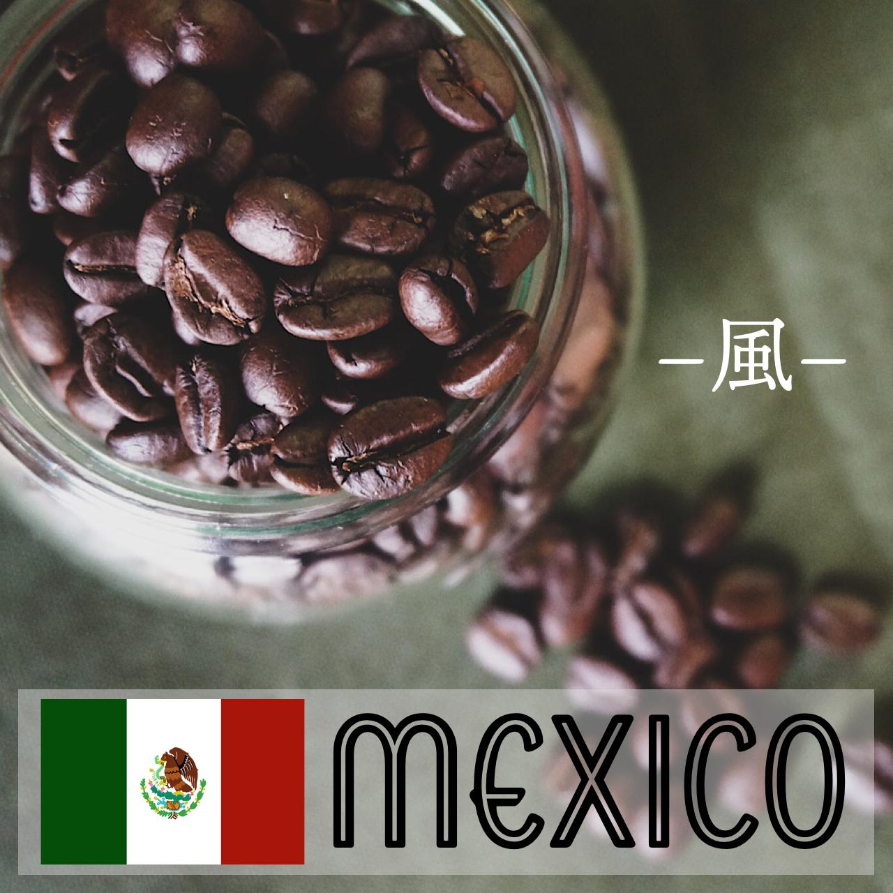 メキシコ 100g ー風ー
