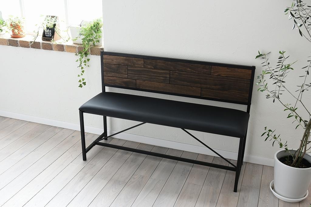 Industrial Bench Chair / インダストリアルスタイル インダストリアル ベンチチェア
