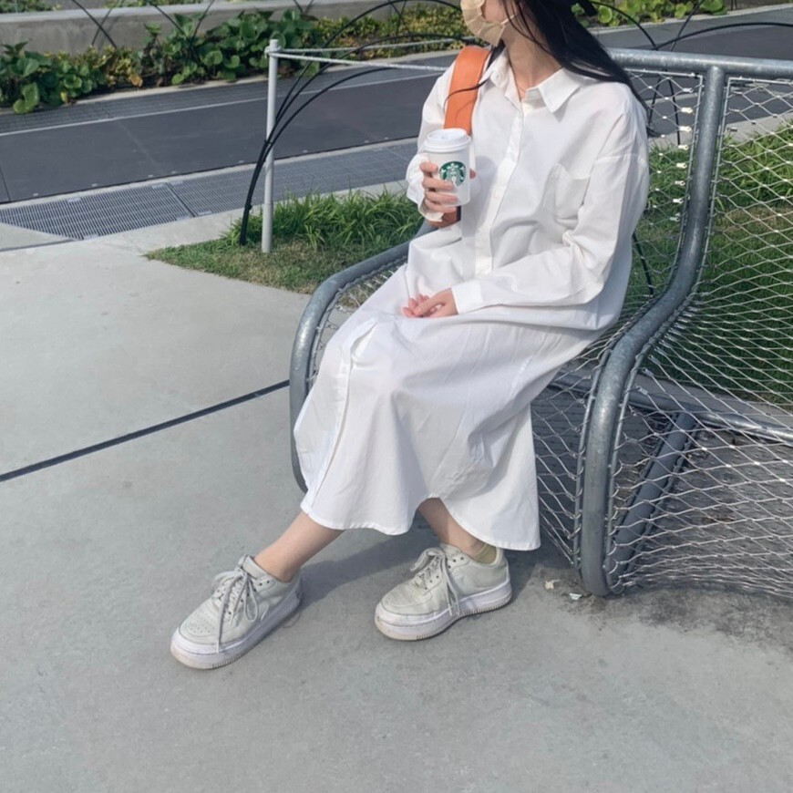 DAYNYC casual op(white)