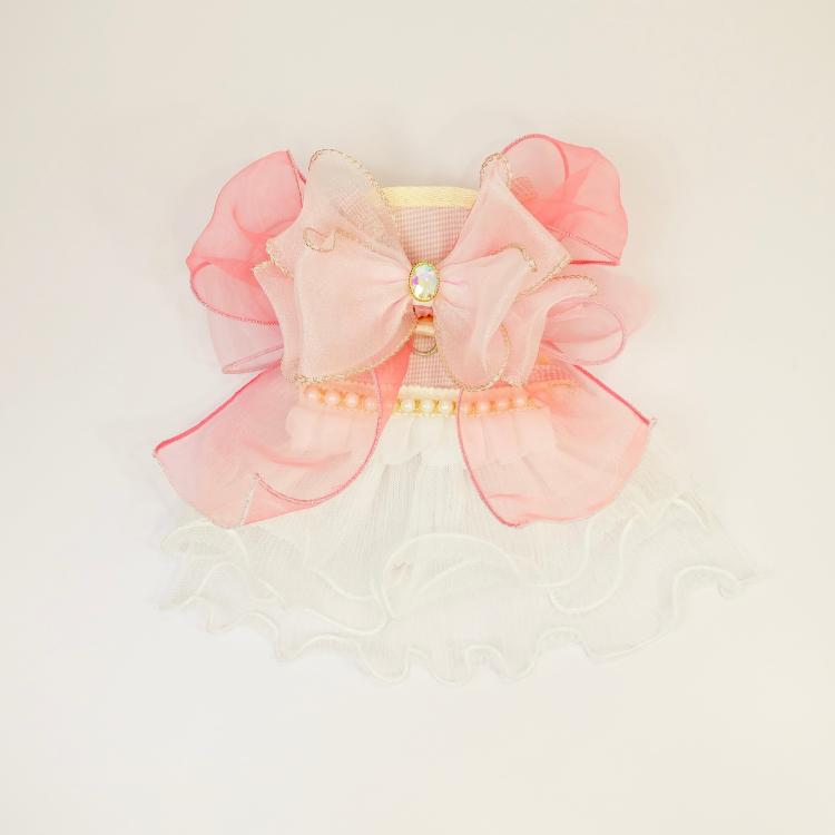 HAKU 天使のリボンハーネス(ピンク)