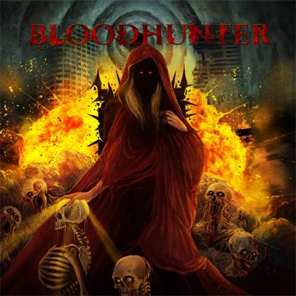 "BLOODHUNTER ""Bloodhunter"" (輸入盤)"