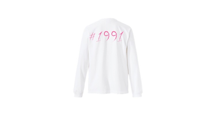 1991 pop long T-shirts (PK)
