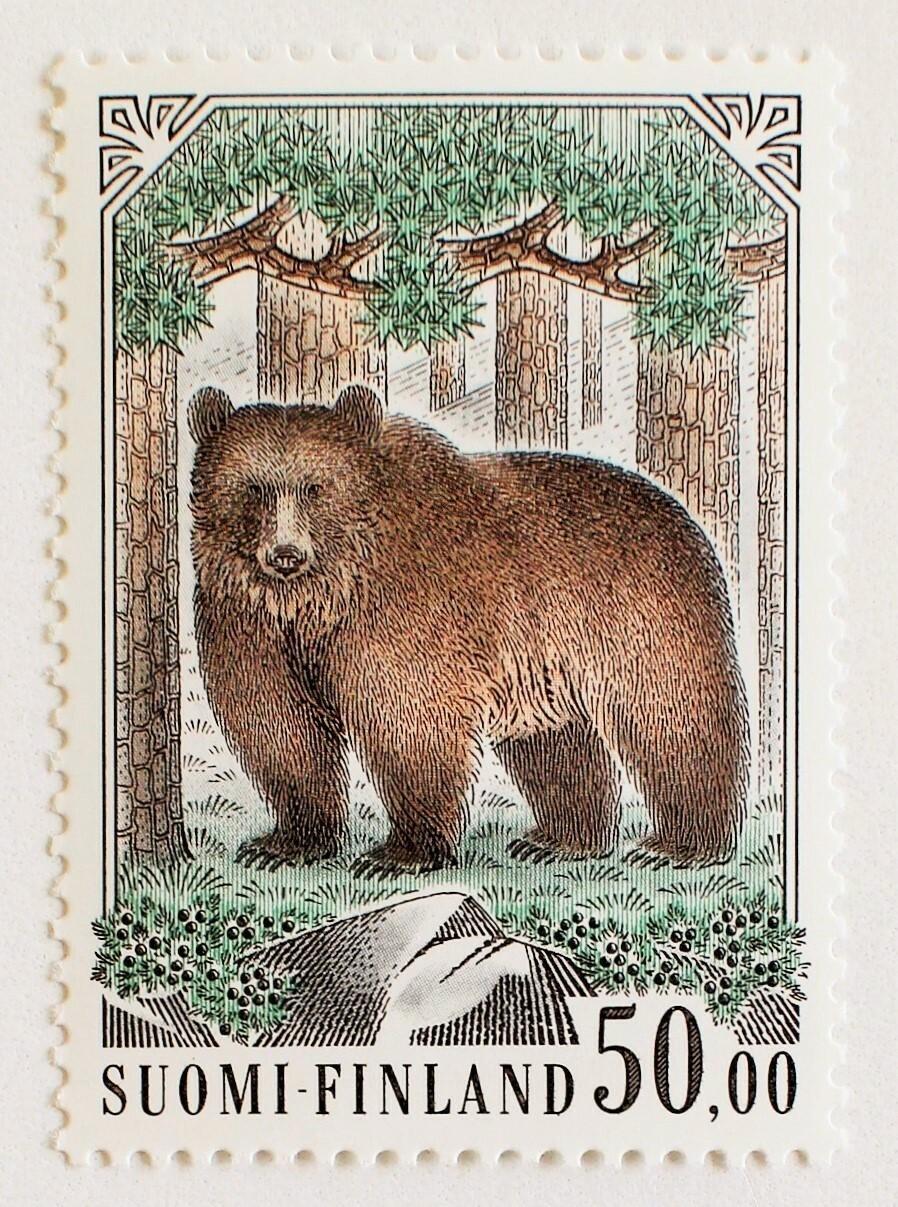 熊 / フィンランド 1989