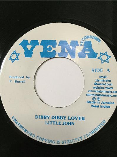 Little John(リトルジョン) - Dibby Dibby Lover【7'】