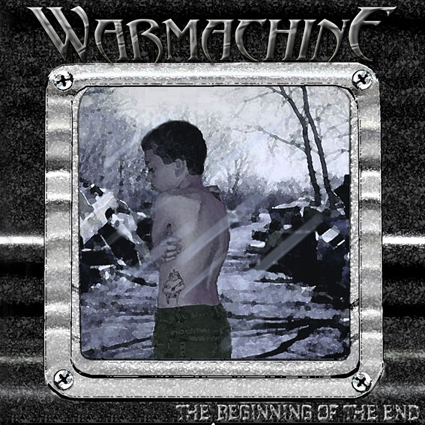 """WARMACHINE """"The Beginning Of The End""""日本盤"""