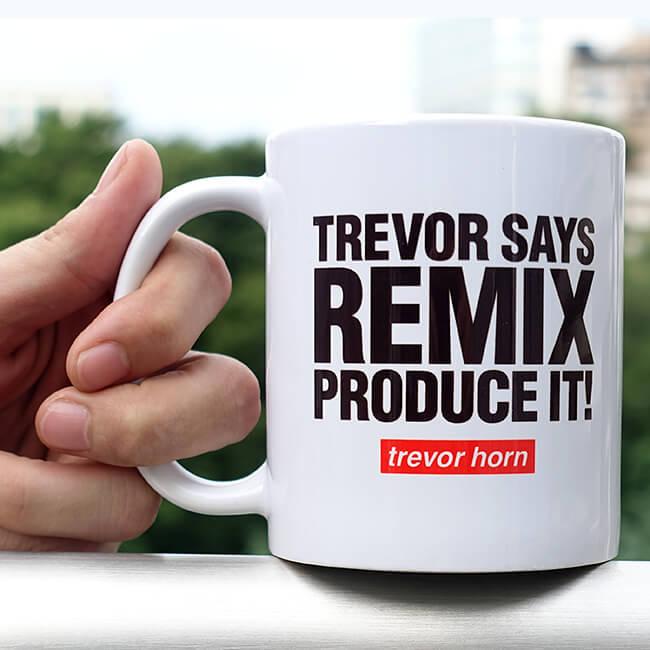 TREVOR SAYS REMIX・マグカップ - 画像2