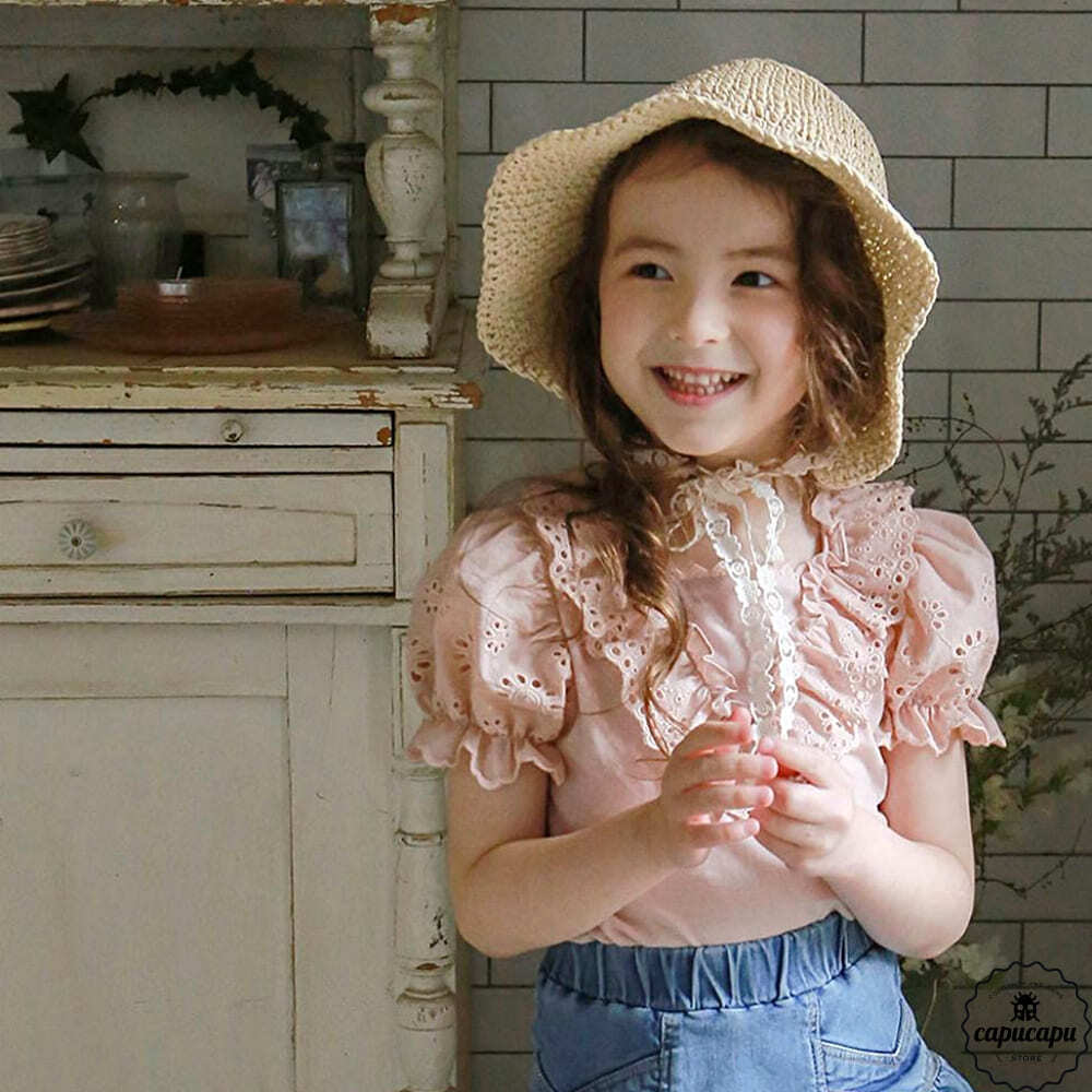«sold out» flo rebecca tops 3colors レベッカトップス