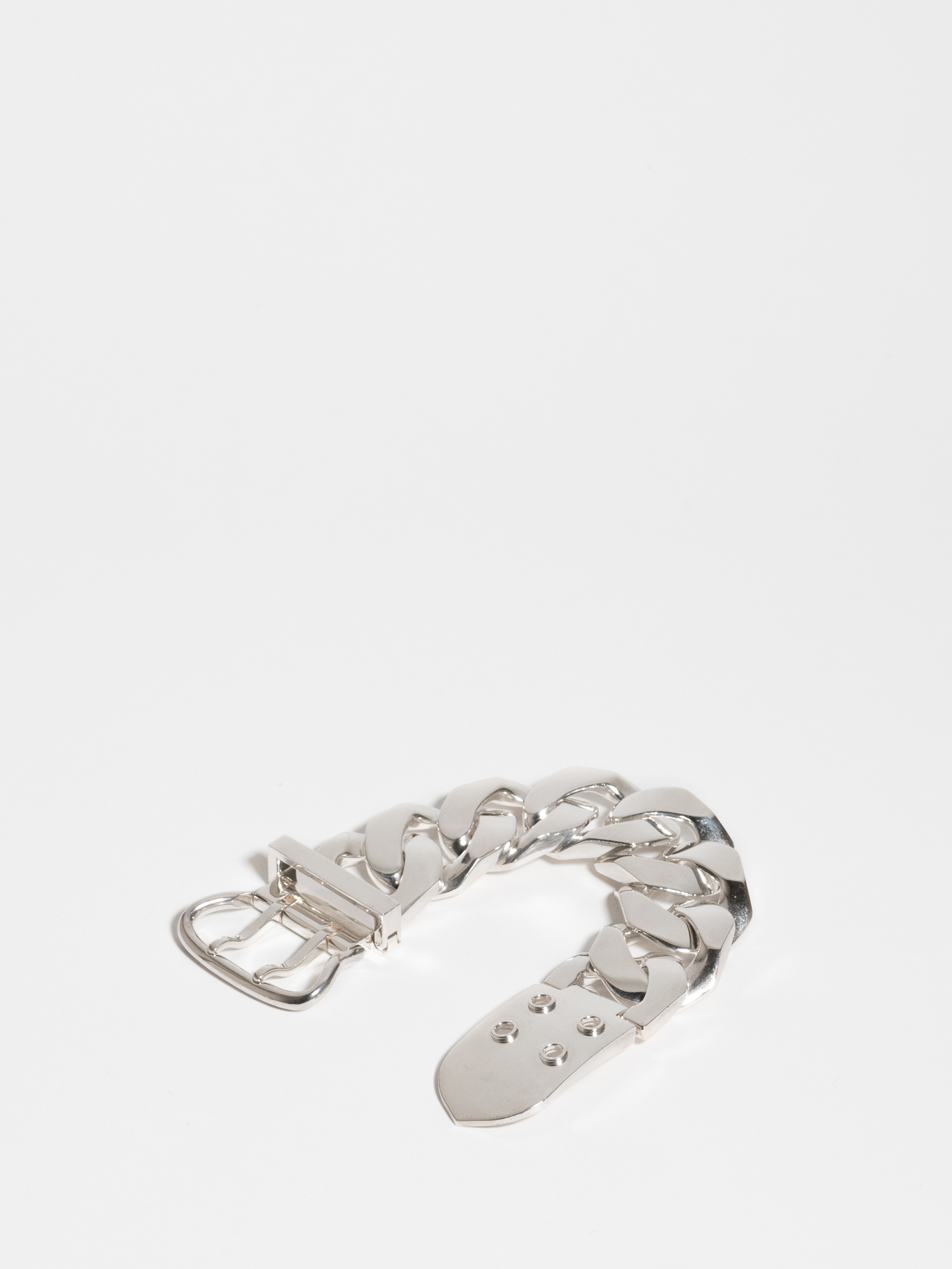 "Boucle Sellier Bracelet ""TGM"" / Hermès"