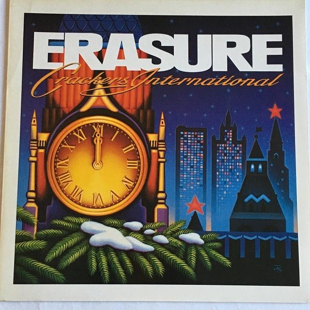 【12inch・英盤】Erasure / Crackers International