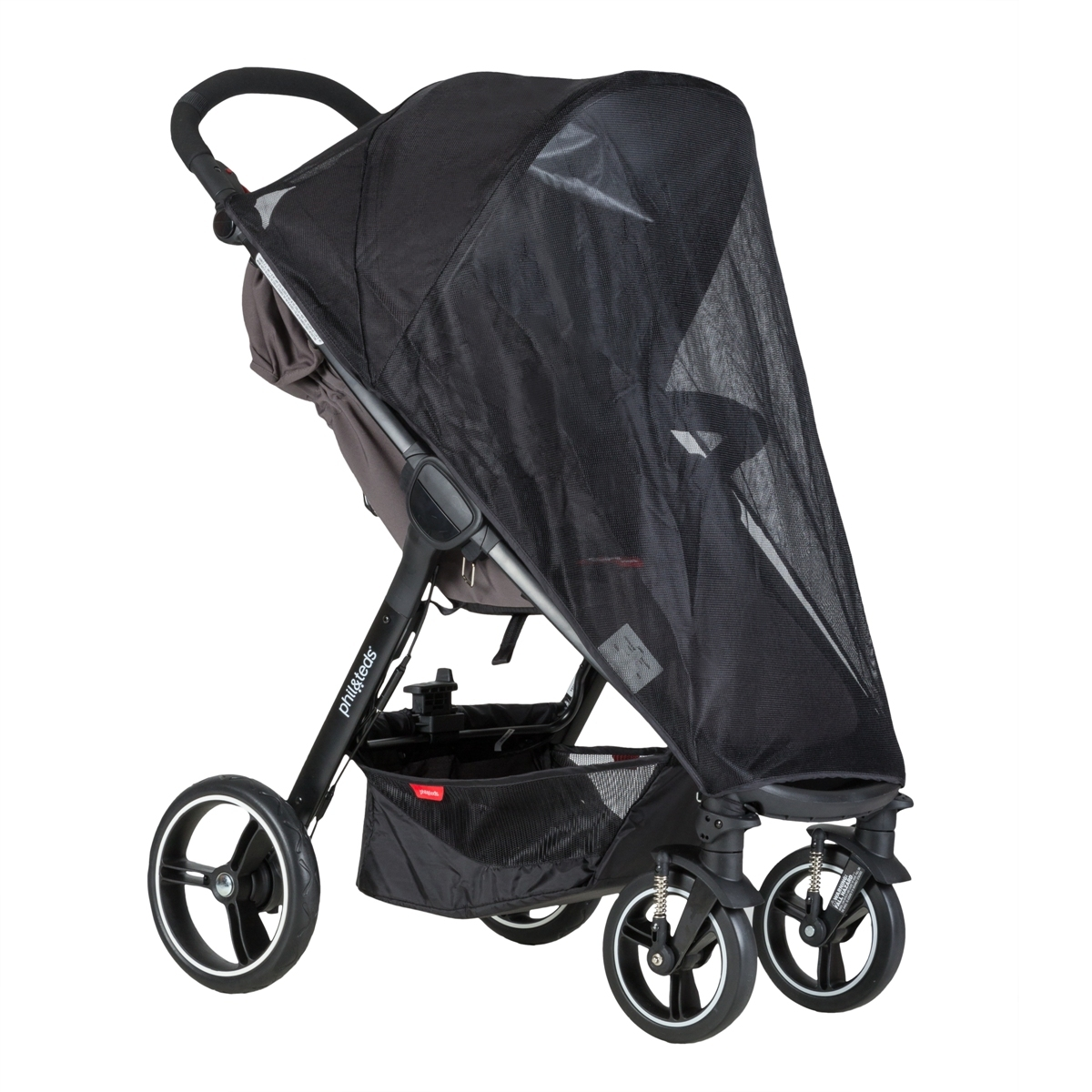 phil&teds smart buggy mesh cover  フィルアンドテッズ UVカバー