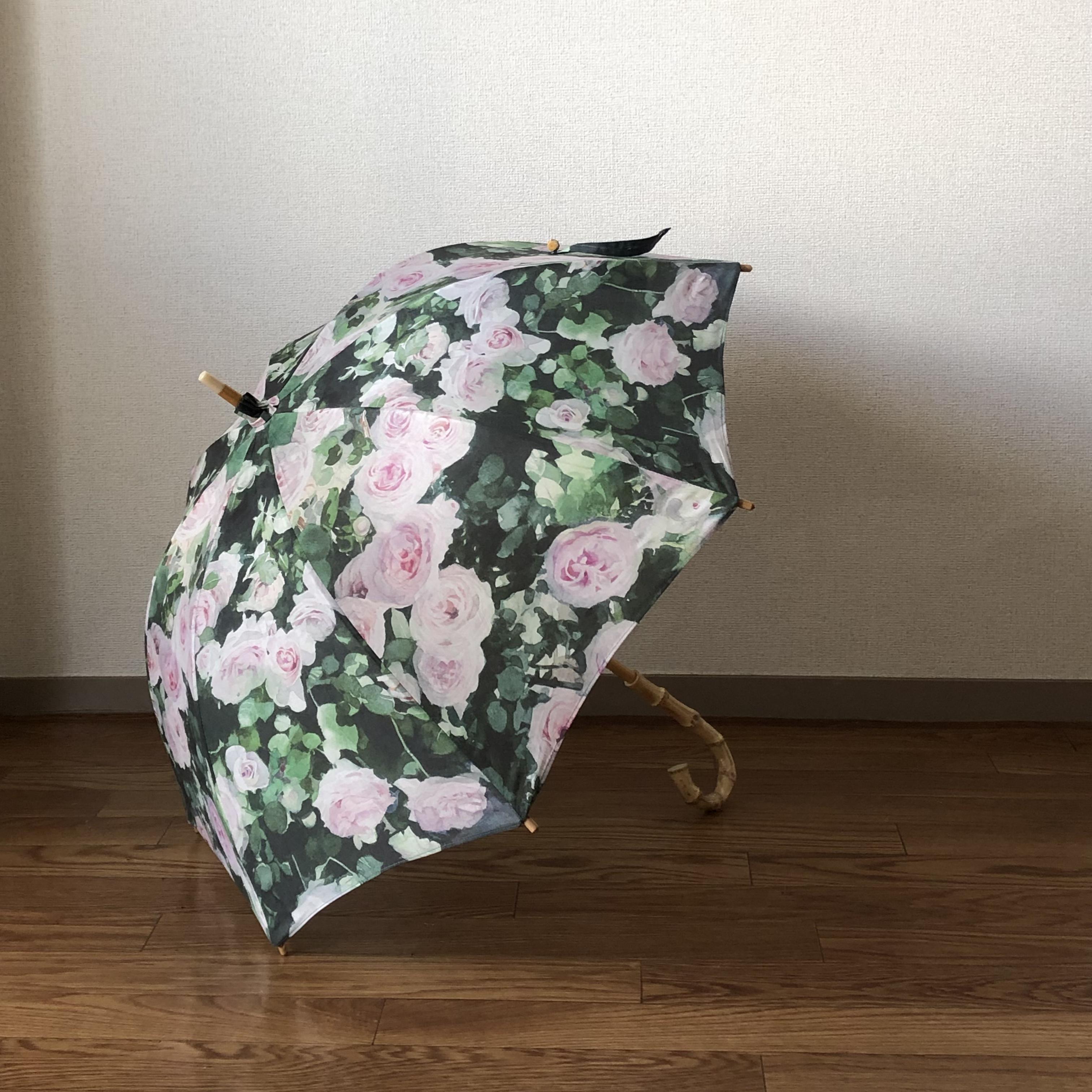【受注生産】日傘 ピエール ドゥ ロンサール