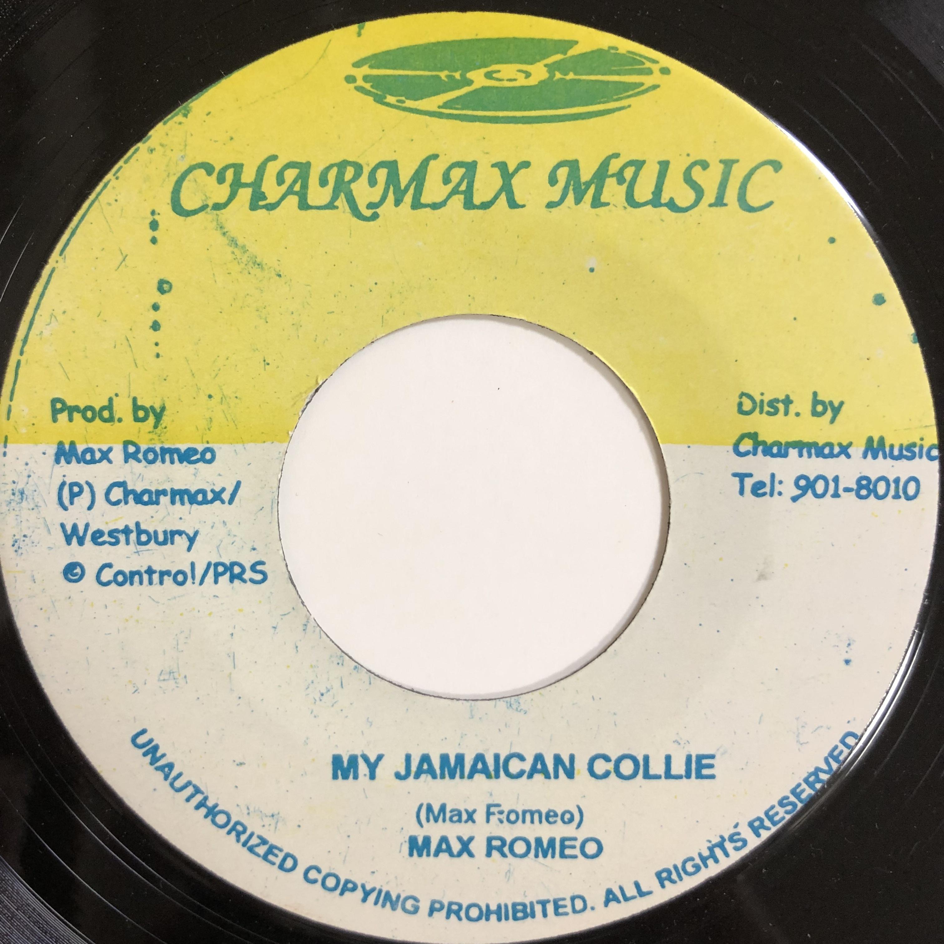 Max Romeo(マックスロメオ) - My Jamaican Collie【7-20144】