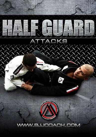 マルセロ・モンテイロ ハーフガード アタックス ブラジリアン柔術教則DVD MARCELLO MONTEIRO HALF-GUARD ATTACKS DVD