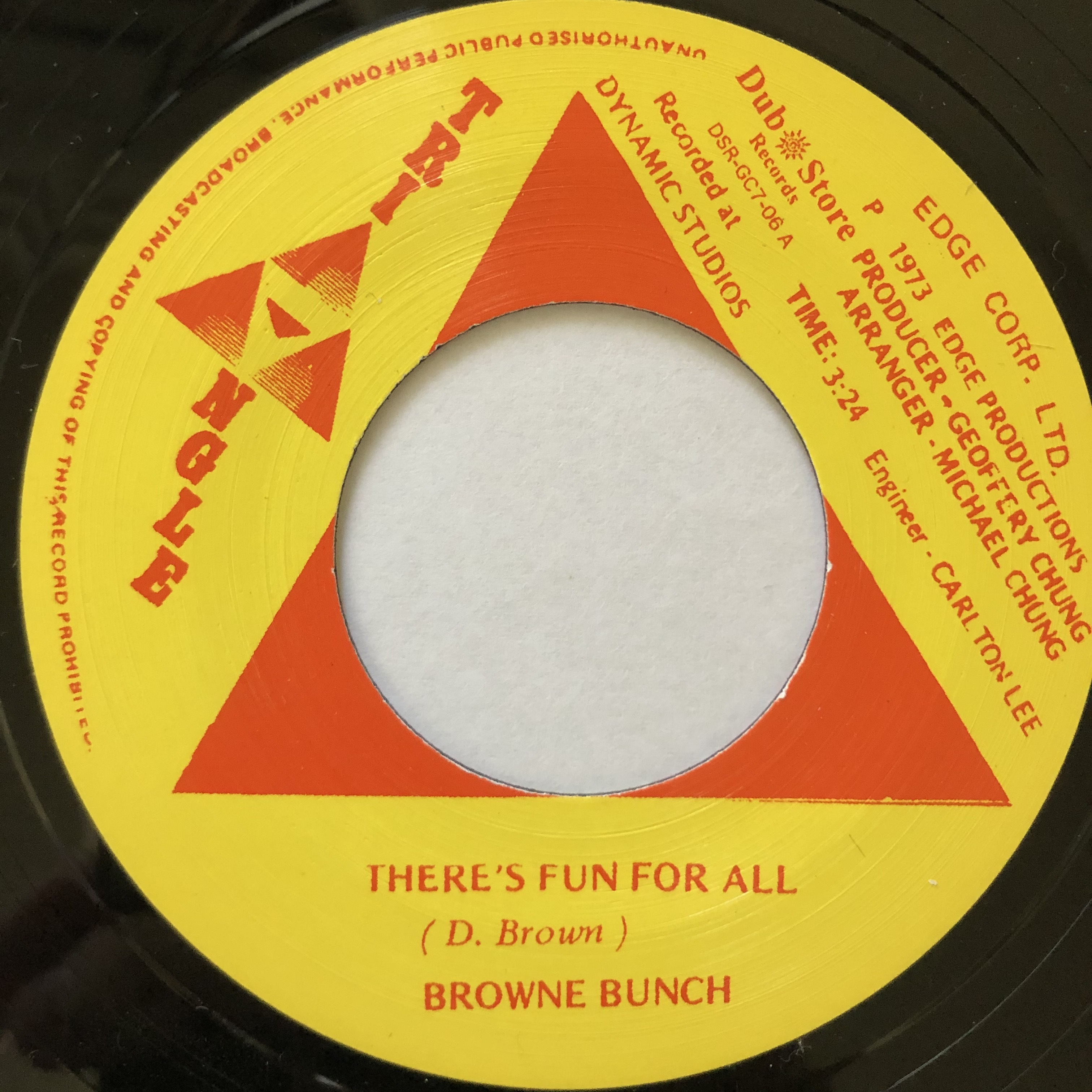 Browne Bunch - There's Fun For All【7-20596】
