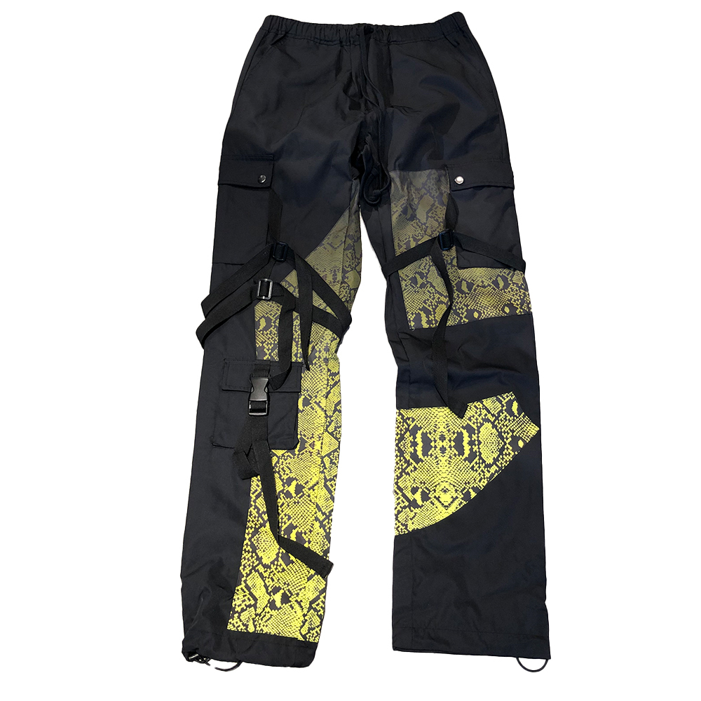 ROGIC Nylon Cargo Trousers