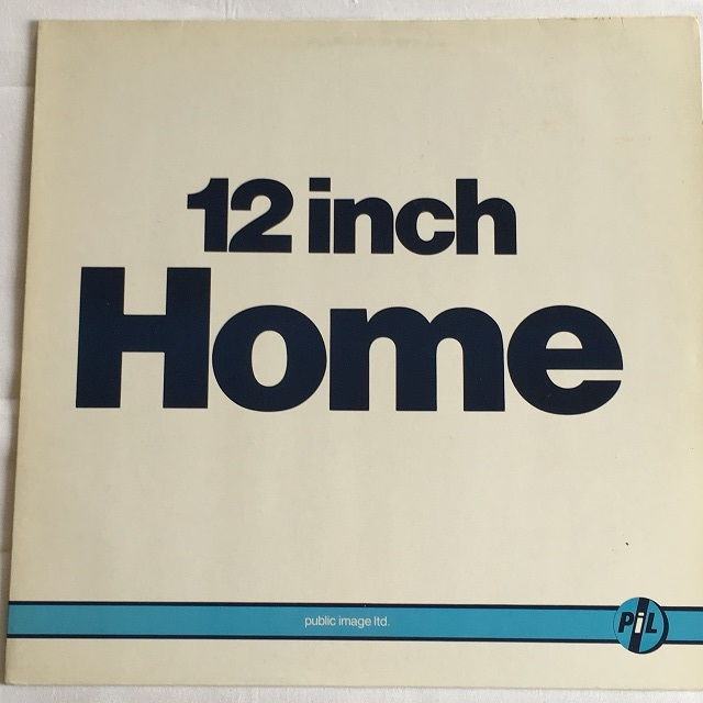 【12inch・欧州盤】Public Image Limited / Home