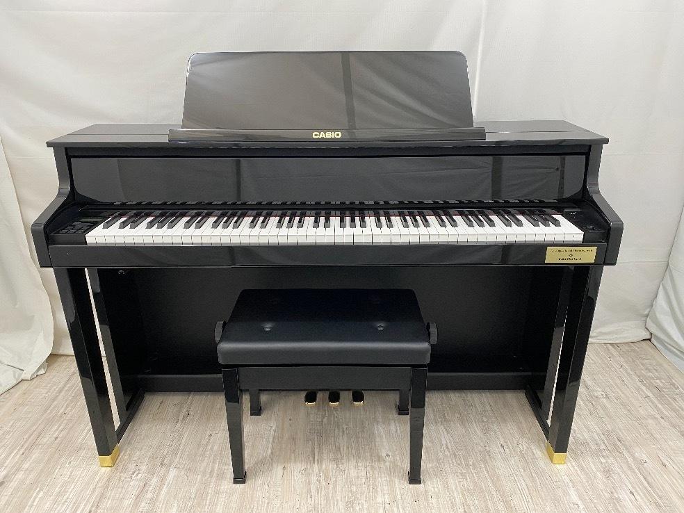 19511 [中古電子ピアノ] カシオ セルヴィアーノ  GP500BP 2016年製