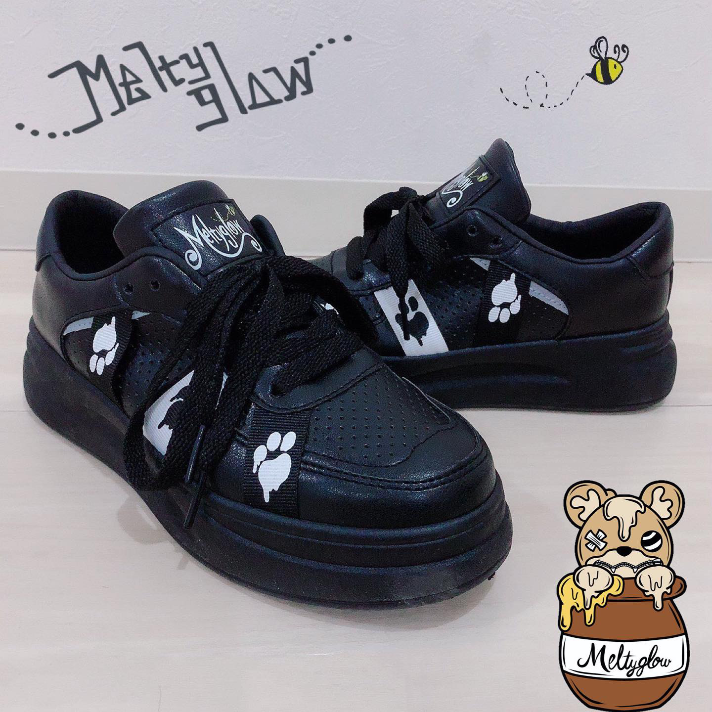 Melty SHOES【身長約5cmUP】