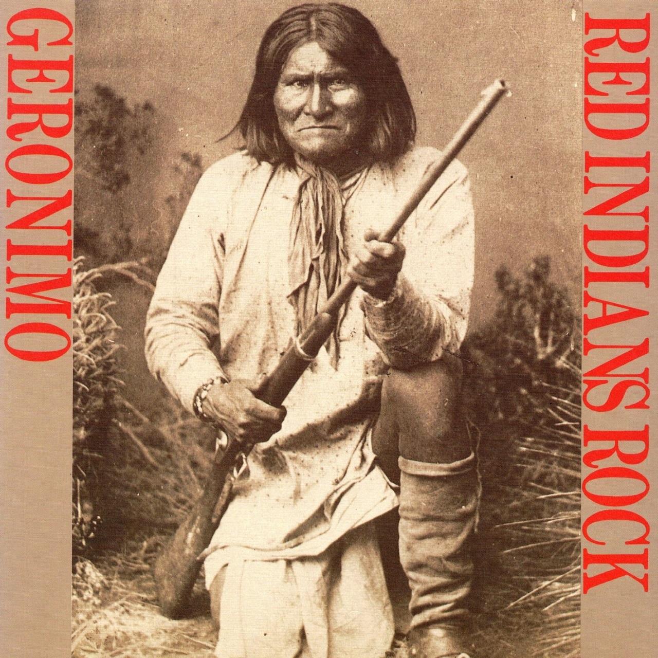 【7inch・国内盤】ガスタンク / Geronimo