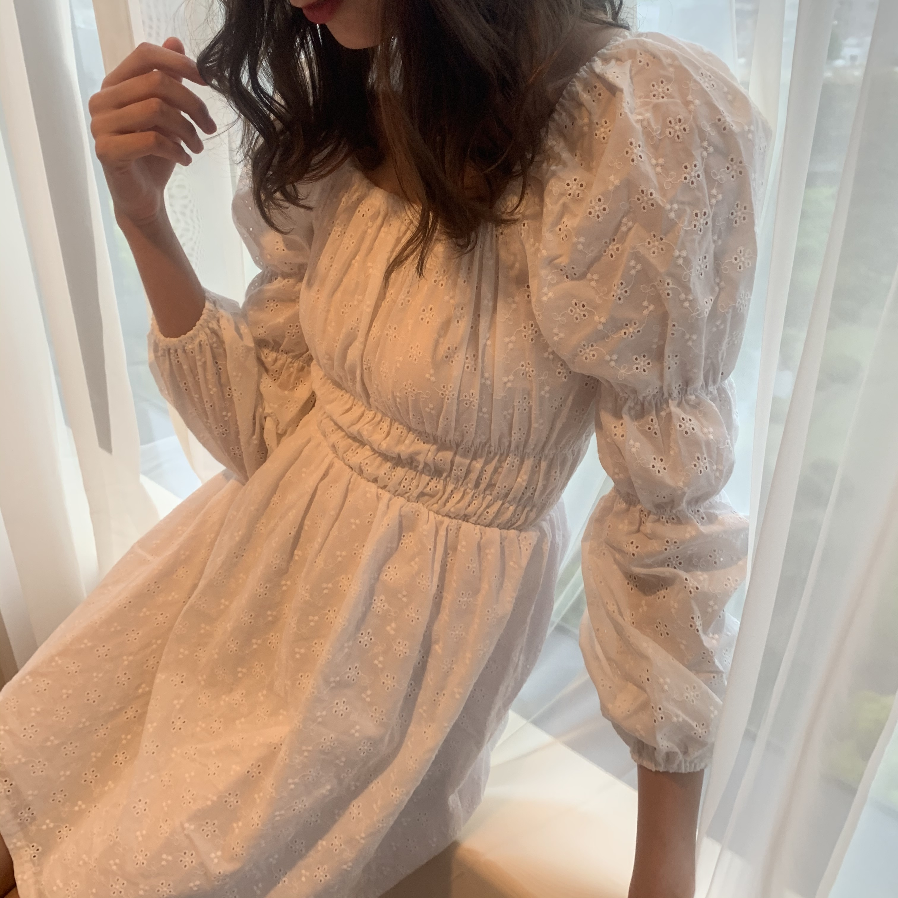 french girly one-piece