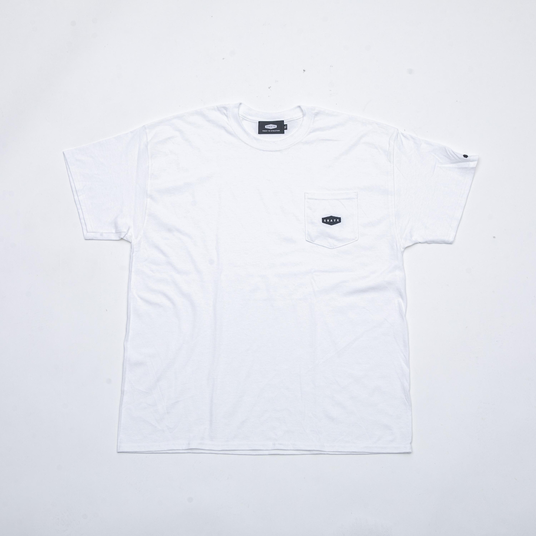 POCKET T-SHIRTS WHITE
