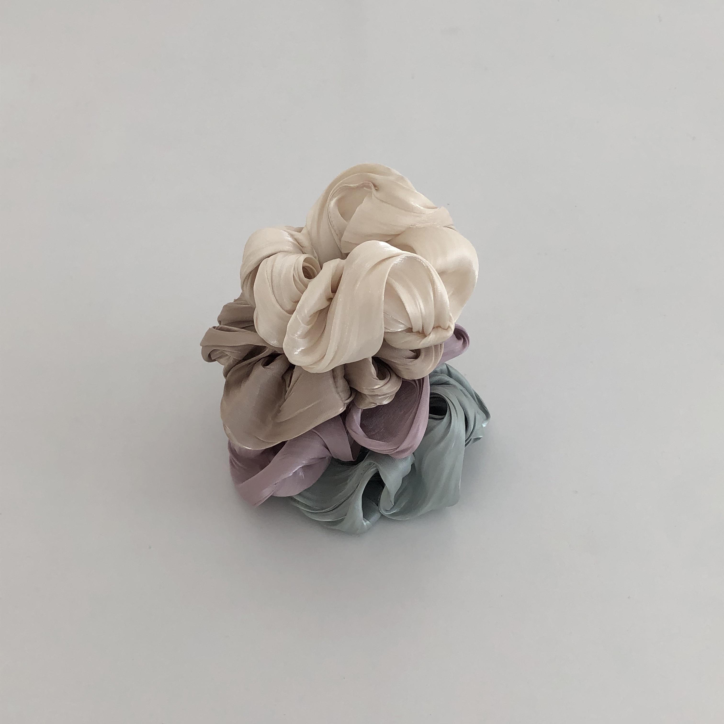 fancy scrunchie(4 colors)