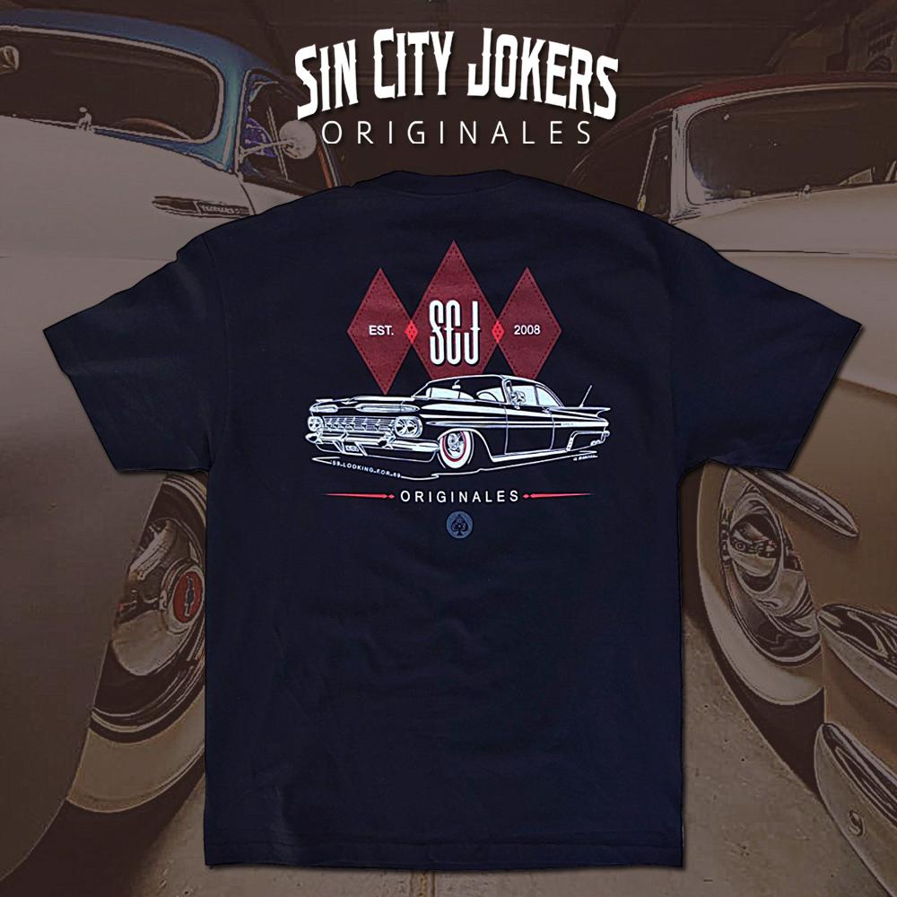 """【NEW】SCJ """" '59 IMPALA """""""