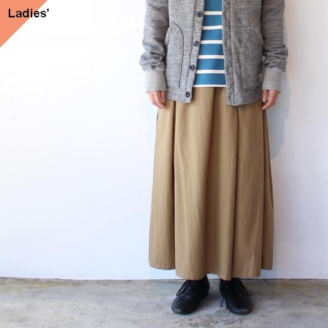 SETTO 綿テンセルマーケットスカート MARKET SKIRT STL-SK0015