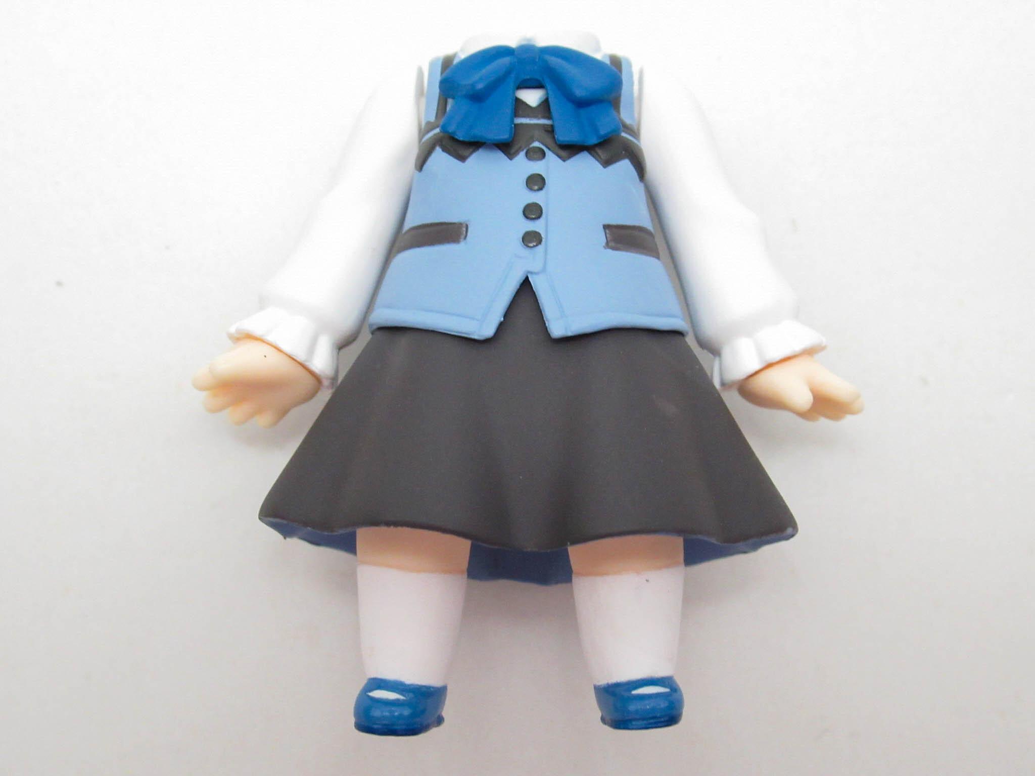 再入荷【558】 チノ 体パーツ ウェイトレスの制服 (A−ランク) ねんどろいど