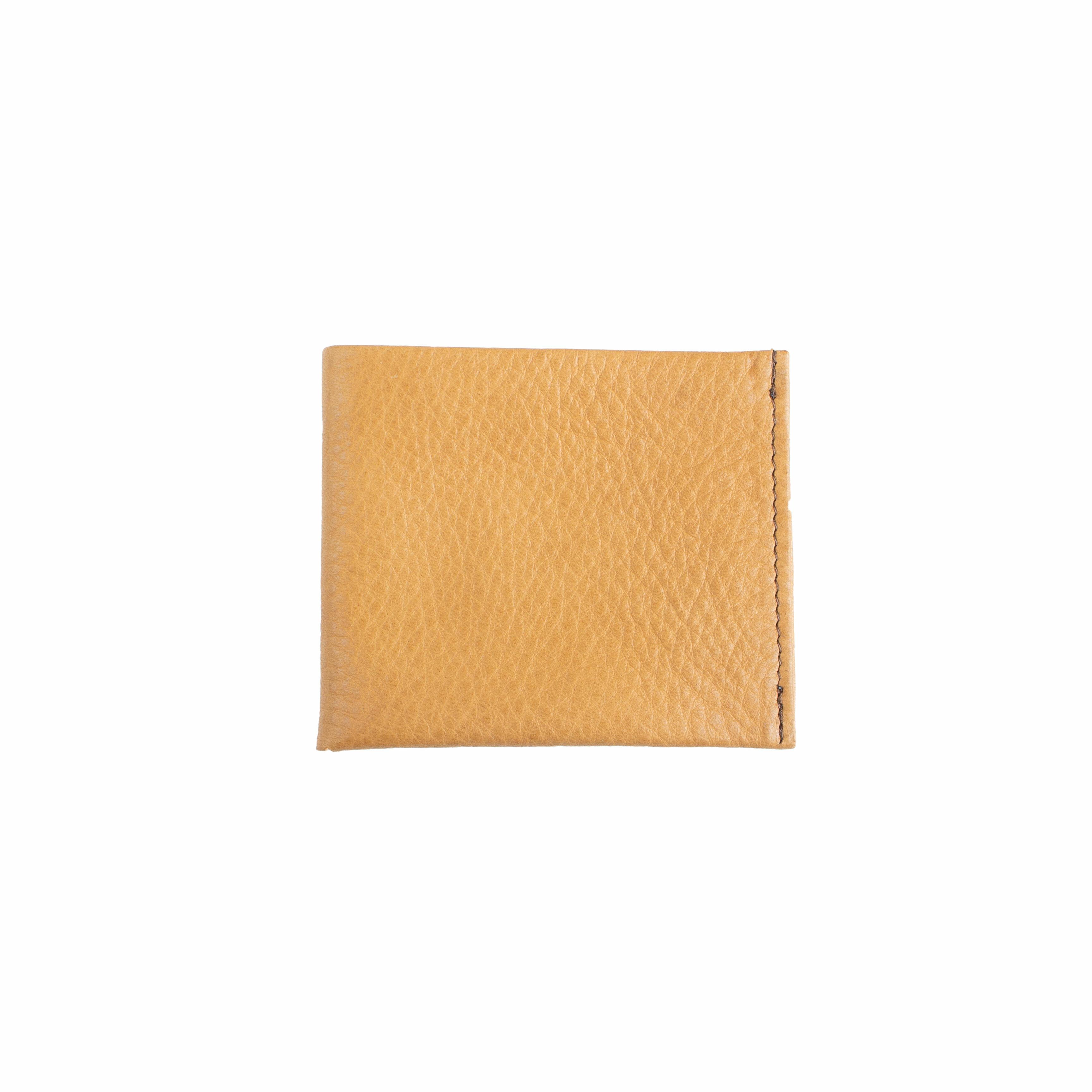 オリガミ財布[蝦夷鹿革]