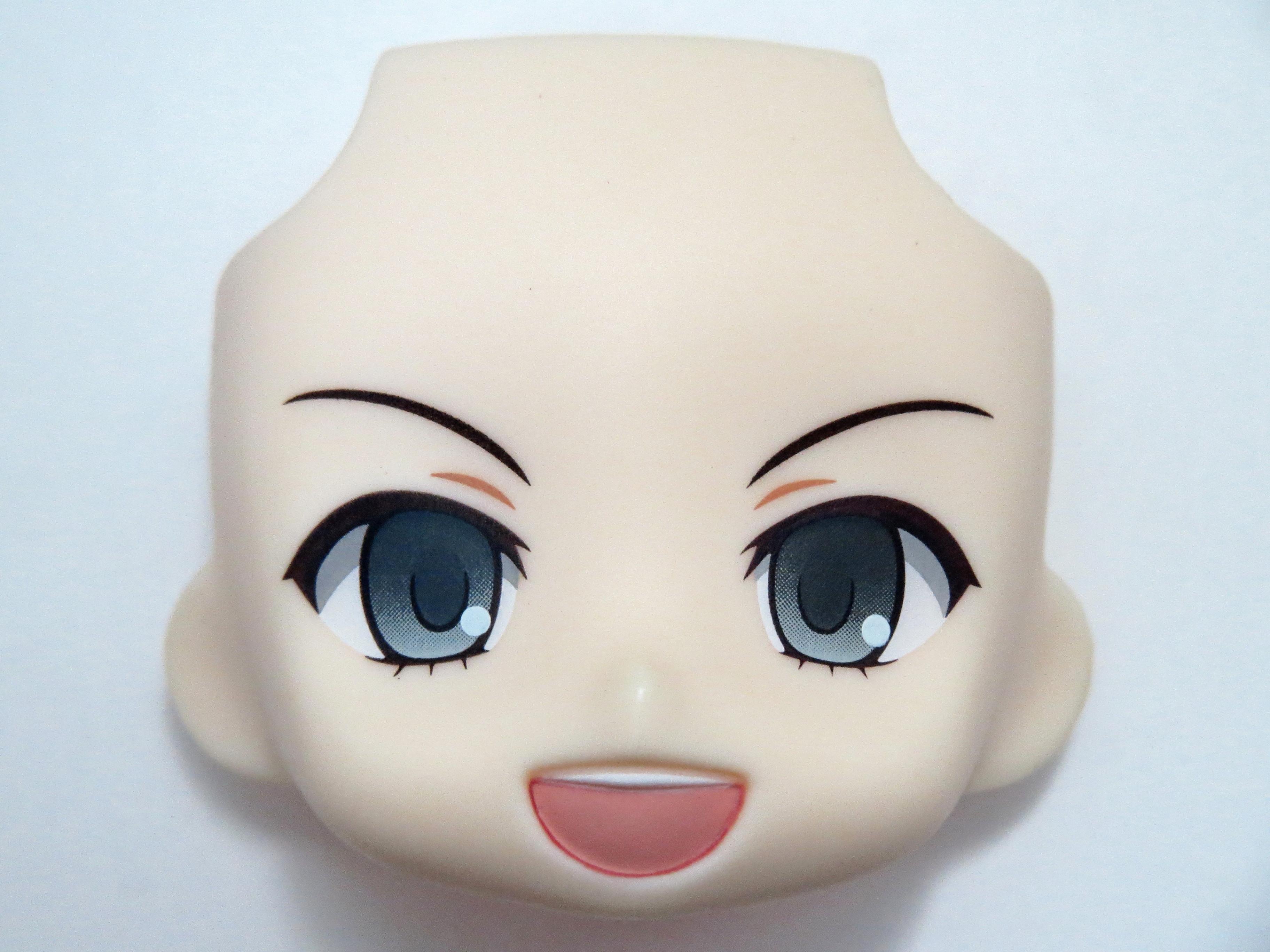 【369】 T.M.Revolution 西川貴教 顔パーツ 笑顔 ねんどろいど