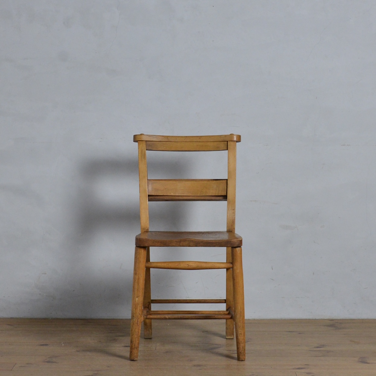 Church Chair / チャーチチェア 【A】〈チャペルチェア・ダイニングチェア・デスクチェア・椅子〉112177