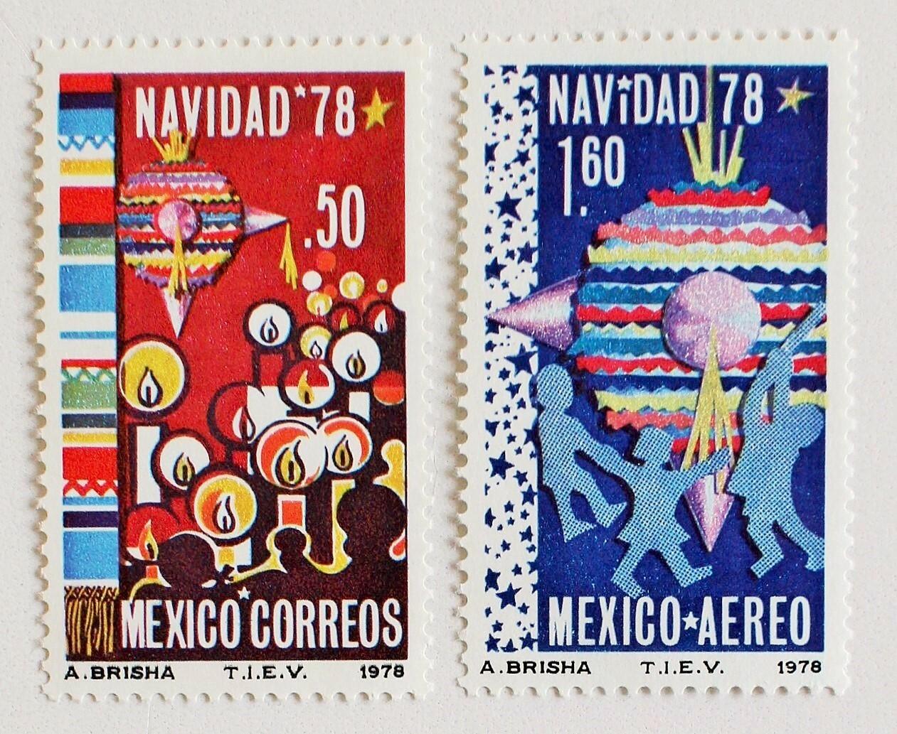 クリスマス / メキシコ 1978