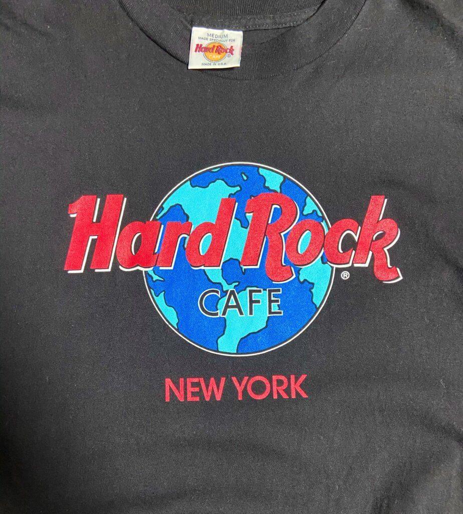 ロック カフェ ハード