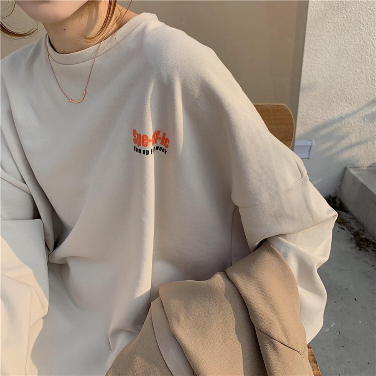 968224 in kobaltürkis 36//38 Nouveau Oversize-Sweat-shirt
