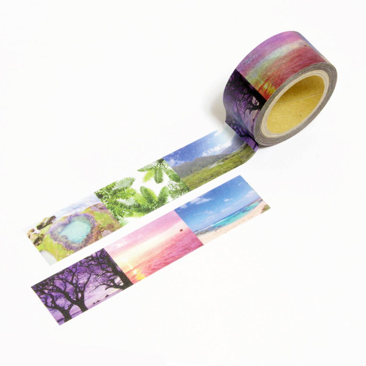 Amami Photograph Vol.1 マスキングテープ feat.Masaru Makito   abcom design products.ーアビコムデザ...