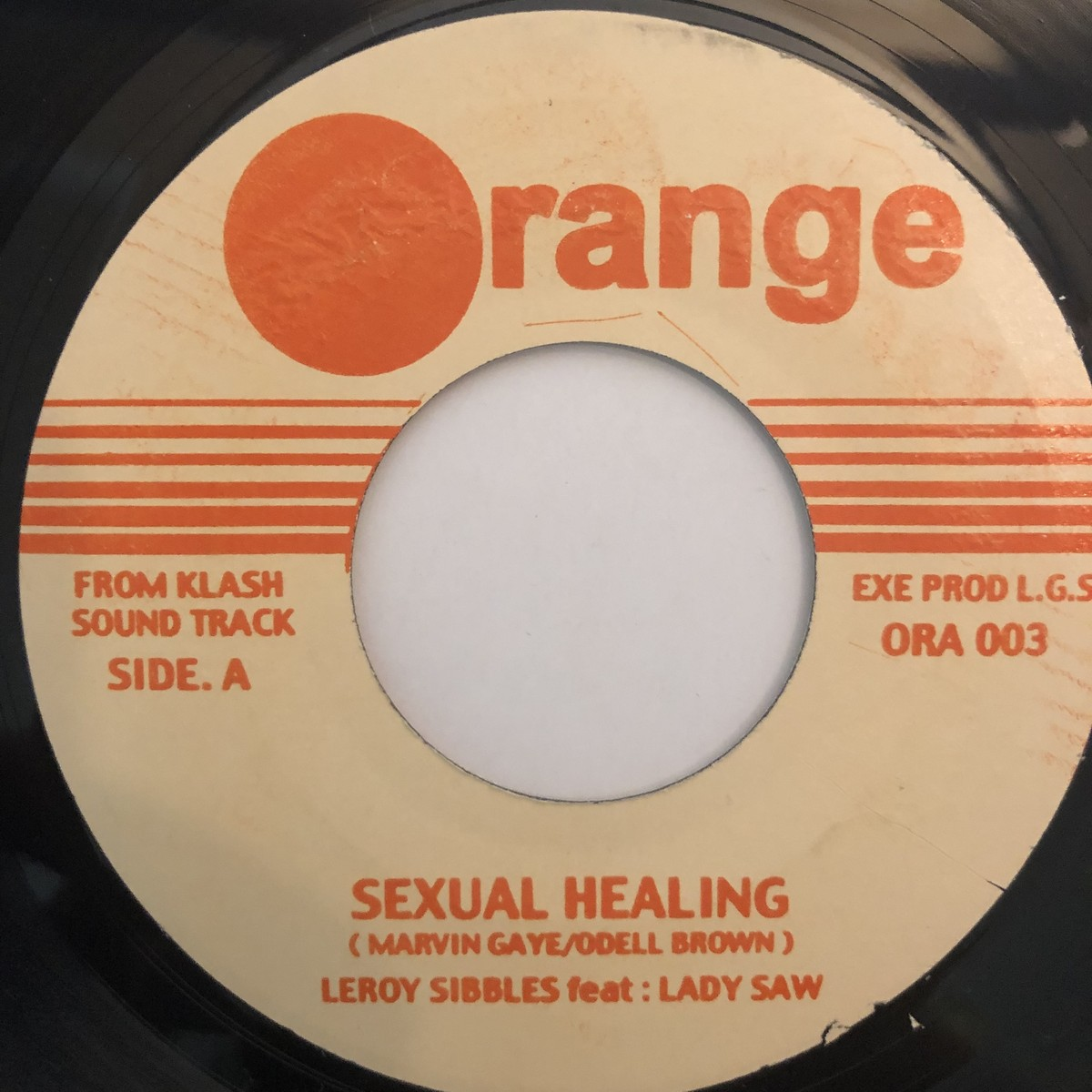 Leroy Sibbles Lady Saw Sexual Healing 7 269 Jamaican Soul