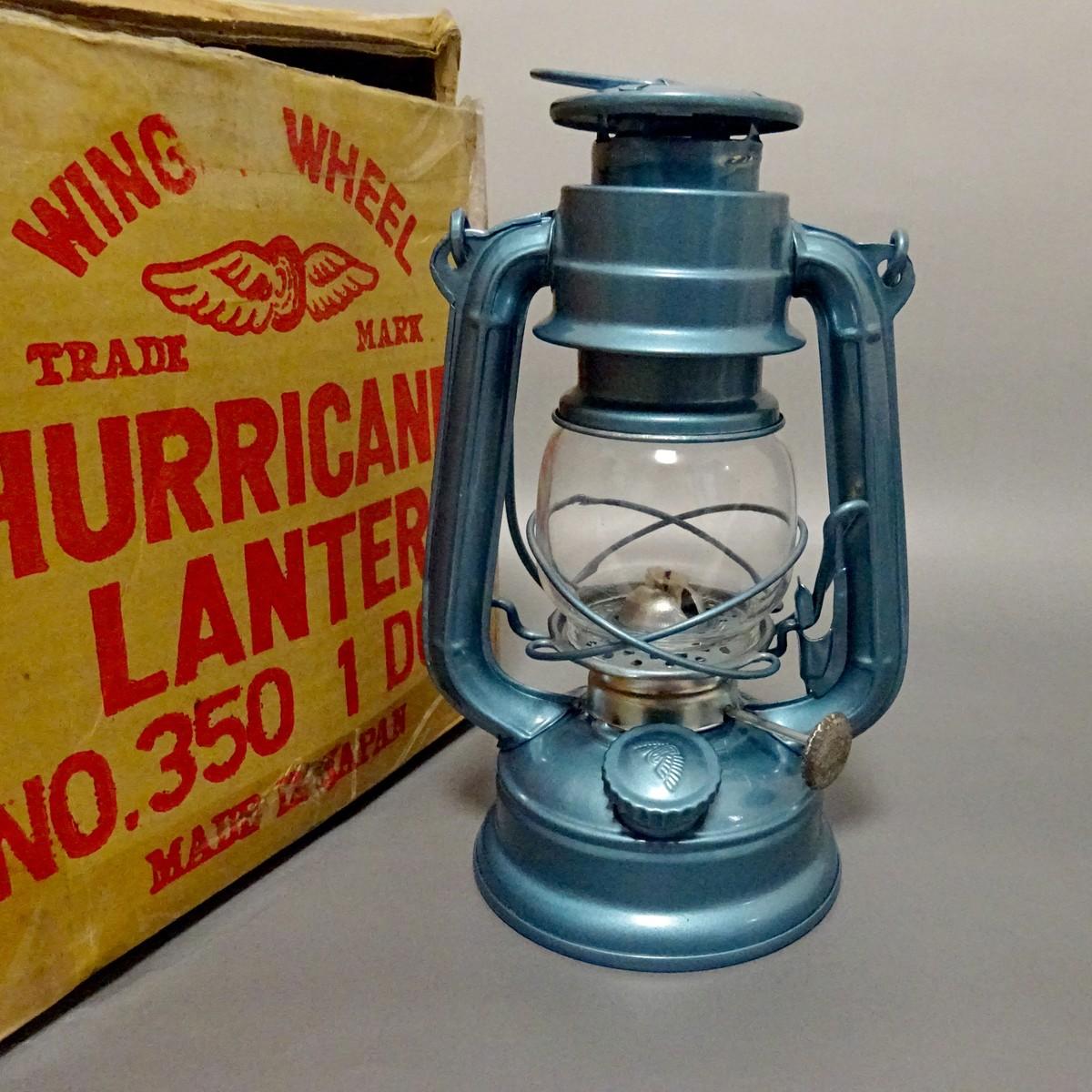 WINGED WHEEL(別所ランプ) NO.350 デッドストック | lantern&stoves ...