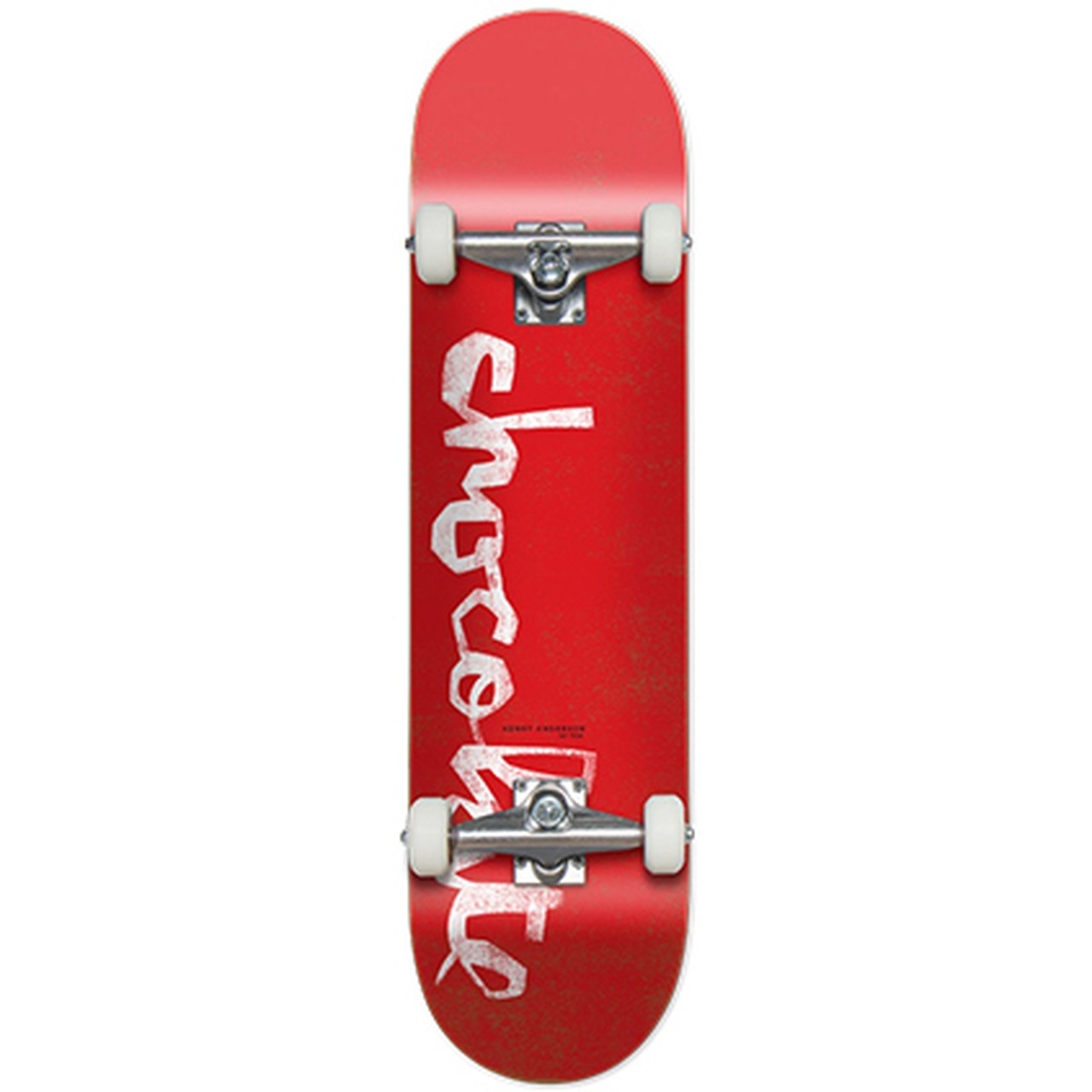 CHOCOLATE COMPLETE DECK KENNY ANDERSON 8インチ