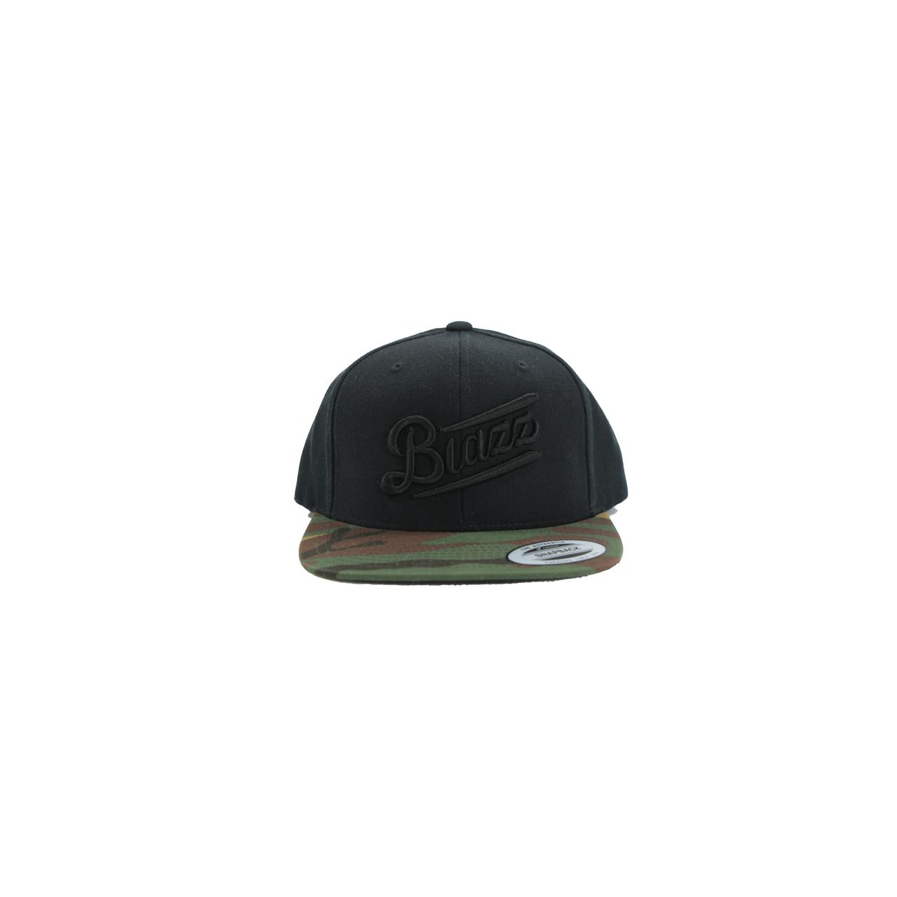 Blunt's Blazz CAMO B.B CAP 2020 [BLACK/CAMO]