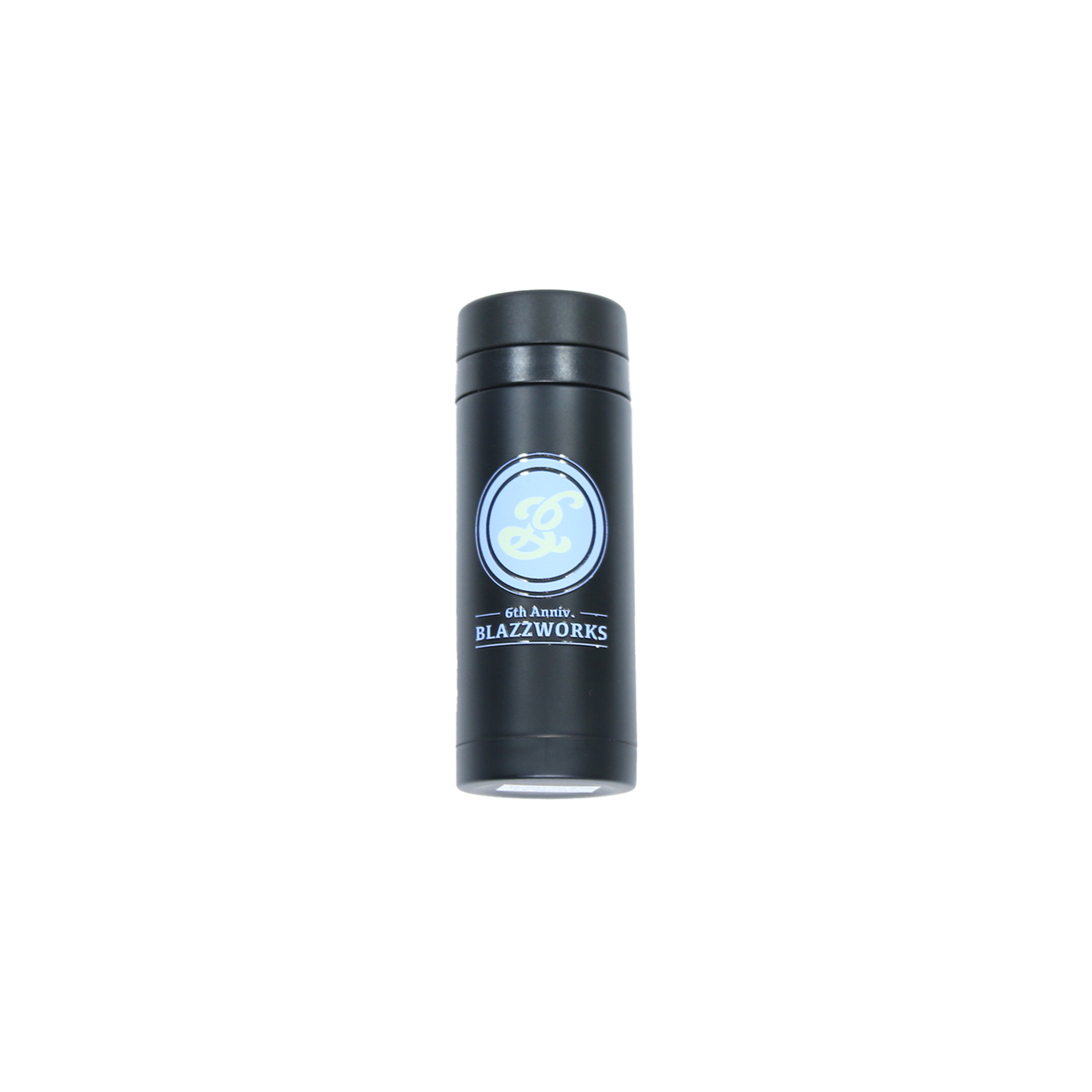 6th Anniversary Thermo Stainless Bottle 200ml [ BLACK x BLUE ]