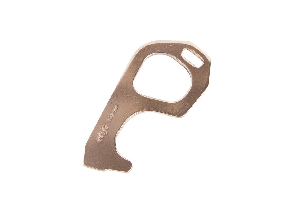 タッチレスキーホルダー - Clife クルー 純銅製