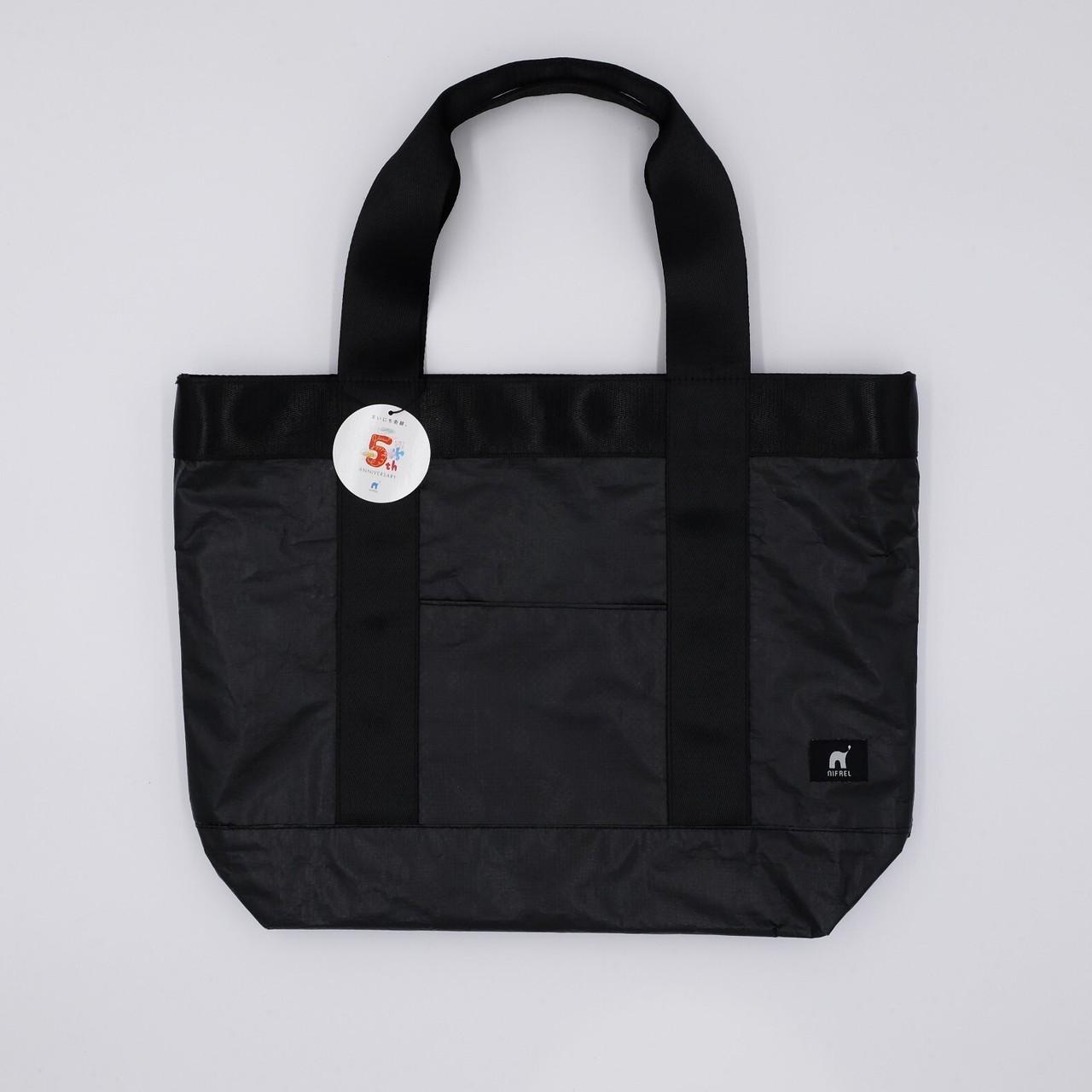 5周年オリジナル レジャーバッグ(黒)